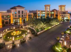 Al Mashreq Boutique Hotel – Small Luxury Hotels of the World, hotel em Riyadh