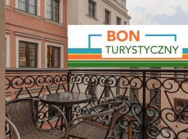 Chic Apartments Old Town, viešbutis Varšuvoje