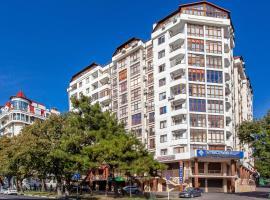 Апартаменты на Халтурина 11а, hotel near Aqua-Gallery, Gelendzhik