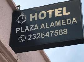 HOTEL PLAZA ALAMEDA, hotel near Santiago International Airport - SCL, Santiago