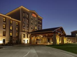Hampton Inn & Suites I-35/Mulvane, hotel in Mulvane