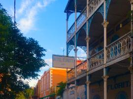 Historic Hotel Florita, hotel in Jacmel