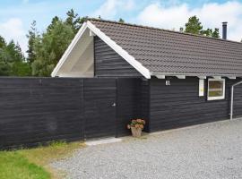 Four-Bedroom Holiday home in Rømø 1, villa in Bolilmark