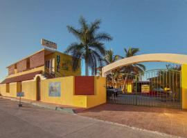 Marina del Sol, hotel en La Paz