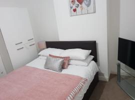 Bambz Apartment 2, apartment in Manchester