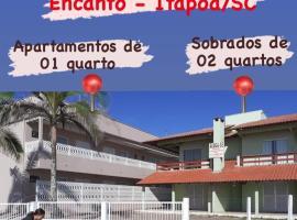 Costa do Encanto unidade Itapoa, holiday home in Itapoa