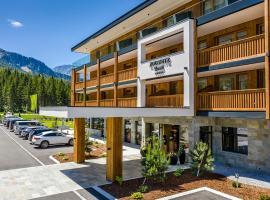 Zugspitz Resort, hotel in Ehrwald