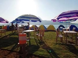 Blue Unicorns Pawana Camping, luxury tent in Pune