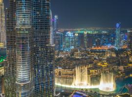 FIRST CLASS 3BR with full BURJ KHALIFA and FOUNTAIN VIEW - 3, apartment in Dubai