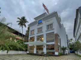 Hotel VKJ International, hotel near Kochi International Airport - COK, Cochin