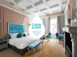 Aria Hotel Budapest by Library Hotel Collection, hotel near St. Stephen's Basilica, Budapest