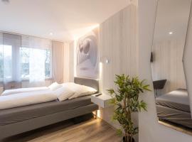 Messe-Hotelzimmer-Einzimmerappartement, hotel near Leverkusen Mitte, Leverkusen