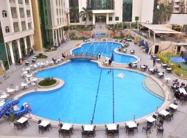 LOGISTIC Hotel, luxury hotel in Cairo