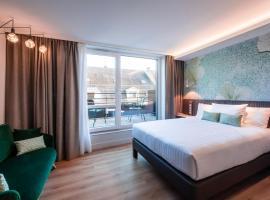 voco Strasbourg Centre - The Garden, an IHG hotel, hotel in Strasbourg