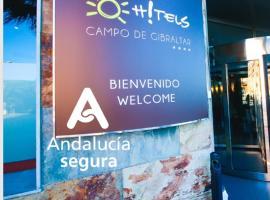 Ohtels Campo De Gibraltar, hotell nära Gibraltar internationella flygplats - GIB,