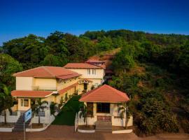 De Lagom Comforts, Anjuna Beach, hotel in Anjuna
