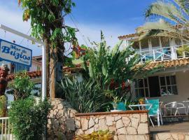 Porto Mar de Búzios, hotel perto de Praia das Virgens, Búzios