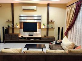 Elegant Classic Garden In The House 3 Rooms 6 Pax, apartment in Bukit Mertajam