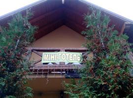 Mini-Hotel, hotel in Ivano-Frankivsk
