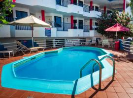 Hotel Mediterraneo, hotel in Rosarito