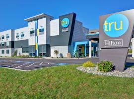Tru by Hilton Syracuse North Airport Area, hotel in Liverpool