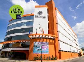 Hotel Ambassador Mérida, hotel in Mérida
