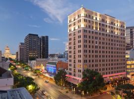 The Stephen F Austin Royal Sonesta Hotel, hotel u blizini znamenitosti 'Paramount Theatre' u gradu 'Austin'