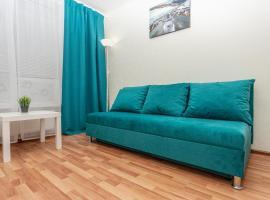 Уютная студия на Свердлова, apartment in Ufa