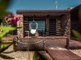 Keros Blue - Luxury in Wilderness, κατάλυμα στην Καλλιόπη