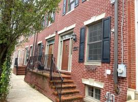 Alina & Fanny - Philadelphia 1212 Mt Vernon St, vacation rental in Philadelphia