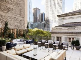 Park Terrace Hotel on Bryant Park, hotel near Times Square, New York
