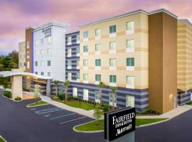 Fairfield Inn & Suites by Marriott Gainesville I-75, hotel near Gainesville Regional Airport - GNV, Gainesville