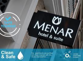 MENAR SUITES IN OLD CITY, апартаменты/квартира в Стамбуле
