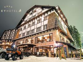Grey Hotel Kopaonik, отель в Копаонике