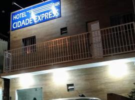 HOTEL CIDADE EXPRESS 24H, hotel in Teresina