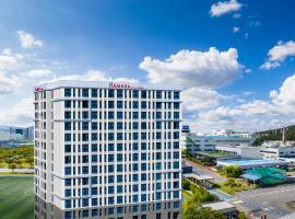 Ramada by Wyndham Gumi, hotel in Gumi