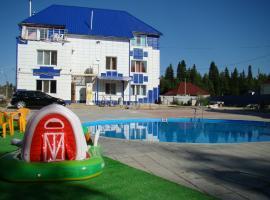 Сузге, отель в Тобольске