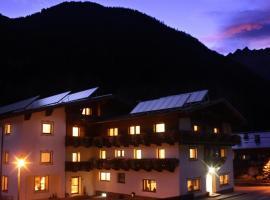 Hotel Haid, hotel in Sankt Leonhard im Pitztal