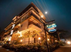 Kay's Riverview Resort, отель в Баге