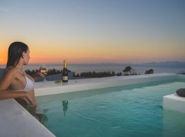 Santolia Art Suites, ξενοδοχείο στην Οία