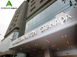 Ohtels San Antón Granada, отель в городе Гранада