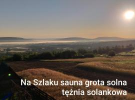 Noclegi u Banysia w sercu Gór Świętokrzyskich, farm stay in Krajno Pierwsze