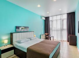 Tikhaya Bukhta Apart-hotel, self catering accommodation in Gelendzhik