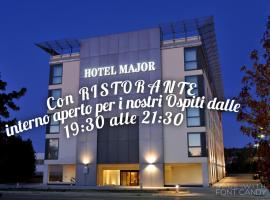 Hotel Major, hotel near Trieste Airport - TRS,