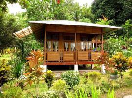 Two Fish Resort Lembeh, hotel in Bitung