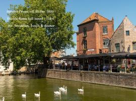 Uilenspiegel Brugge, Hotel in der Nähe von: St. George's Archers' Guild, Brügge