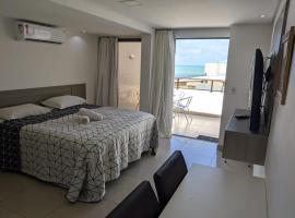 Gold Flat - Praia do Cabo Branco, hotel with pools in João Pessoa