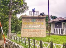 SPOT ON 90046 Villa Anyelir Yustik Selabintana, hotel in Sukabumi