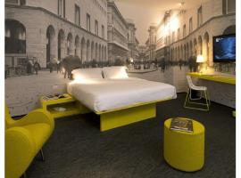The Street Milano Duomo | a Design Boutique Hotel, hotel a Milano