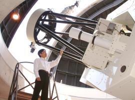 Minami Aso Luna Observatory Auberge Mori no Atelier, hotel in Minami Aso